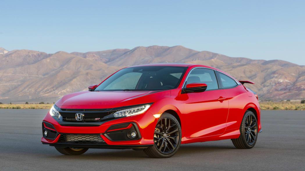 2020 Honda Civic Si loses fuel economy in pursuit of acceleration
