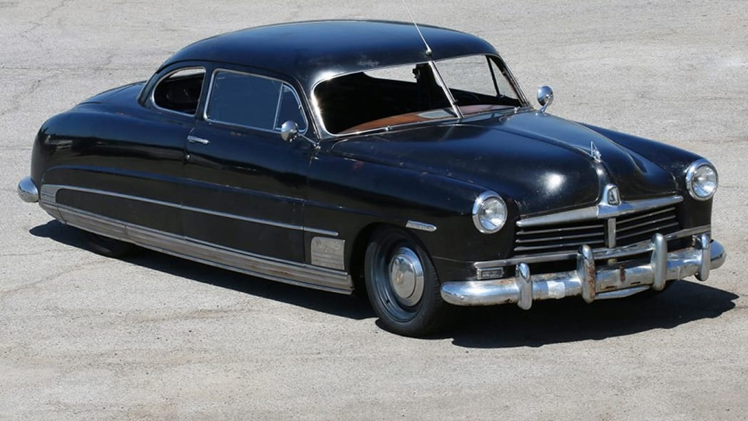 Icon turns a 1949 Hudson coupe into a 630-horsepower rockabilly sleeper