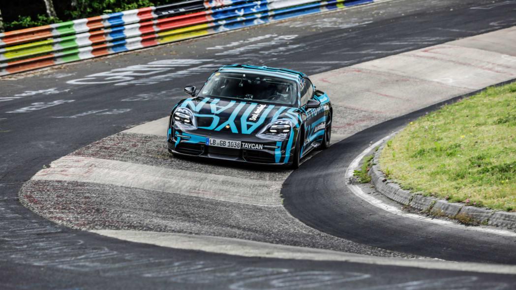 Tesla's Nurburgring run revs up debate over speed records