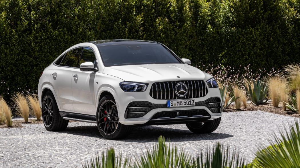 Mercedes-AMG GLE 53 4MATIC+ Coupé, 2019