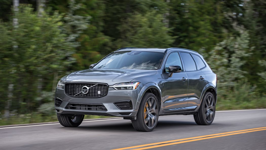 2020 XC60 T8 Polestar Engineered First Drive Review | That extra something
