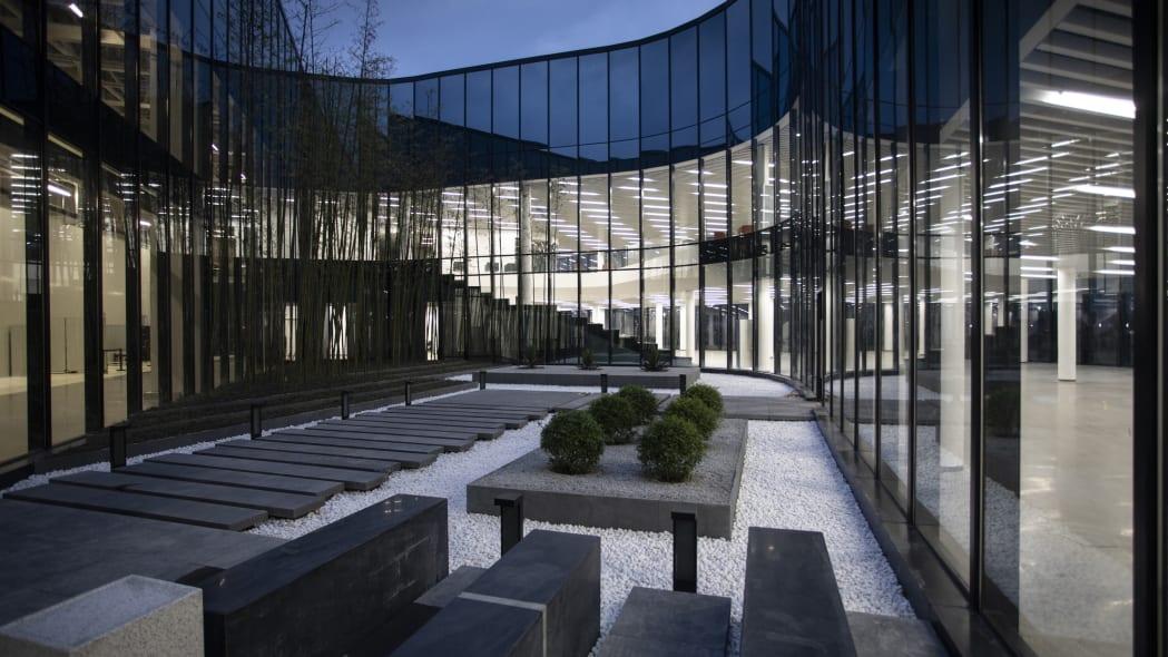 Polestar 1 Chengdu China Production Facility
