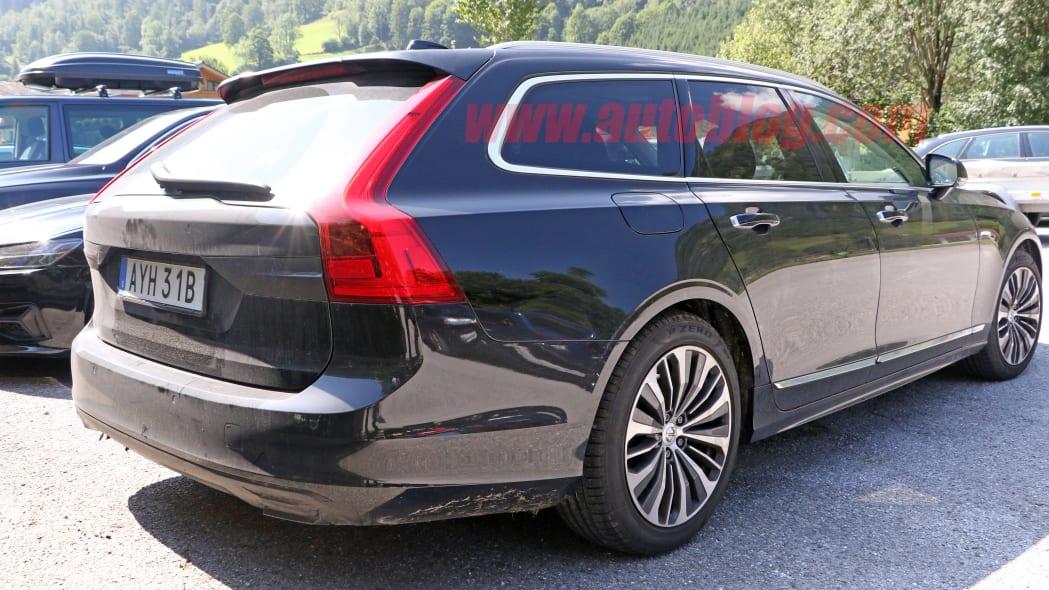 Volvo V90 Facelift 6