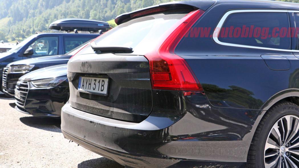 Volvo V90 Facelift 8