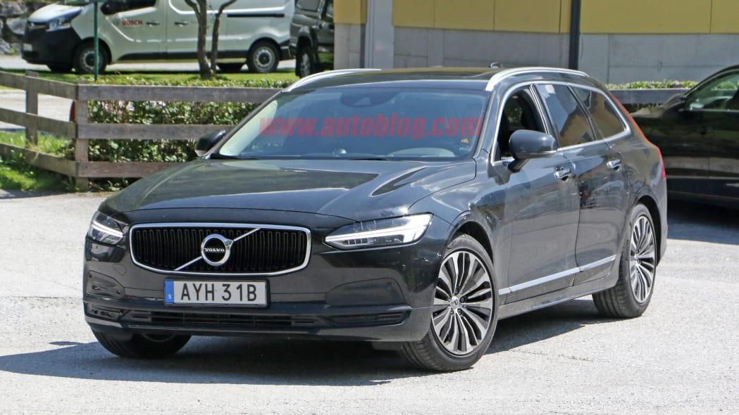 Volvo V90 Facelift 9