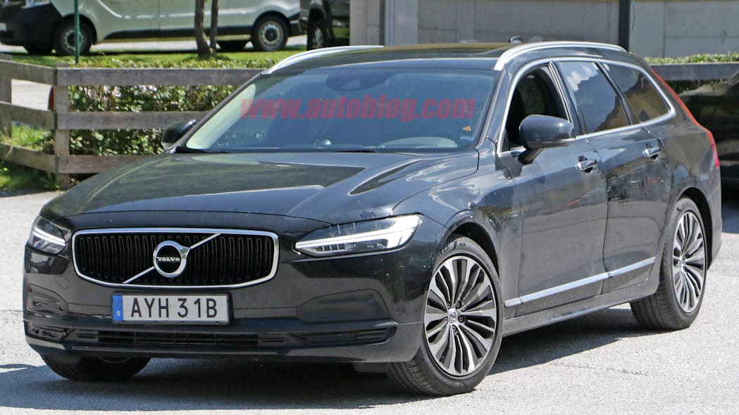 Volvo V90 Facelift 10