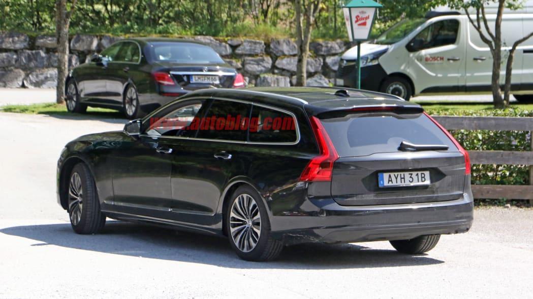 Volvo V90 Facelift 13