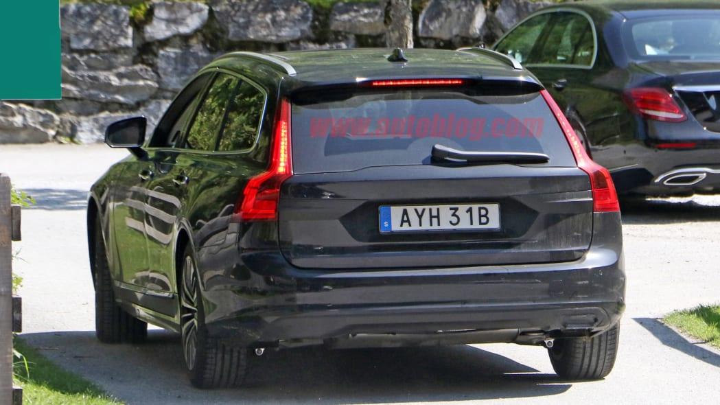 Volvo V90 Facelift 14