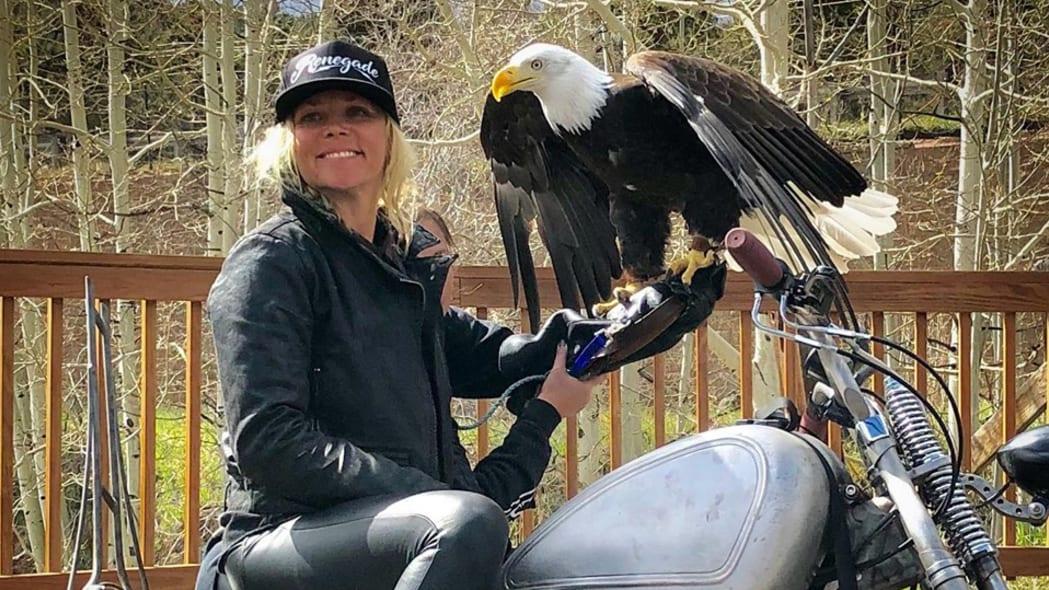 Jessi-with-eagle