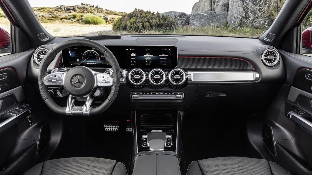 Mercedes-AMG GLB 35 4MATIC, 2019