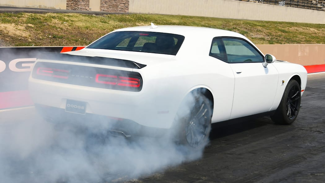 2020 Dodge Challenger R/T Scat Pack 1320 in white