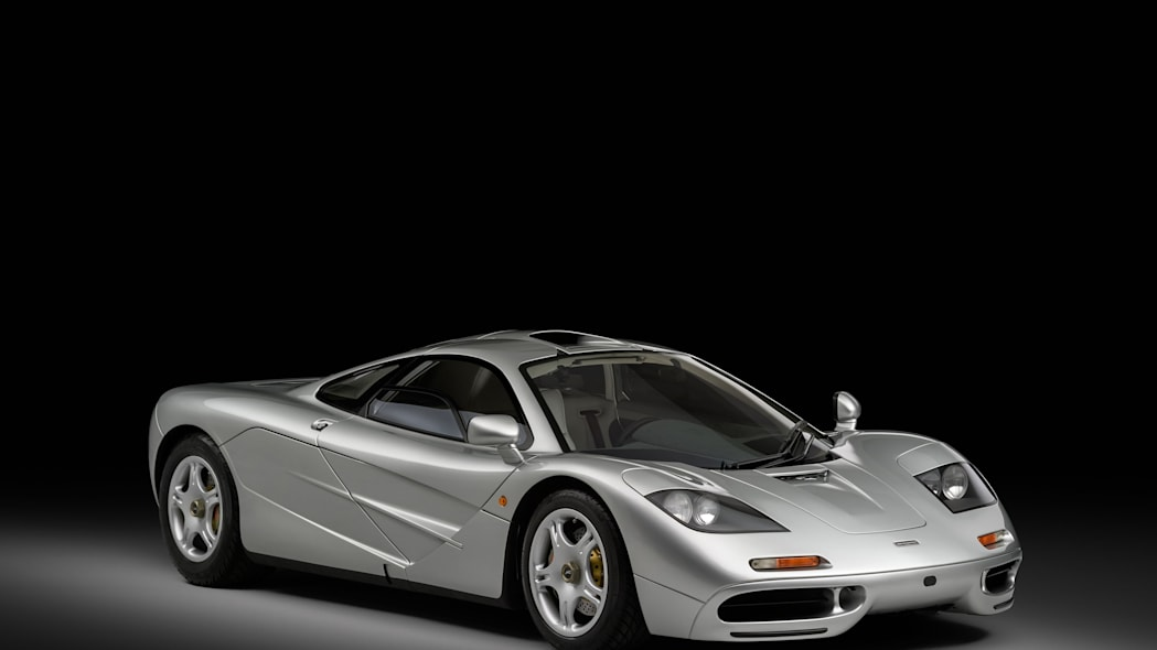 McLaren F1 chassis 063 restored by MSO is a beauty in silver