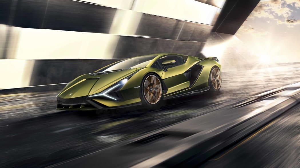 2020 Lamborghini Sian
