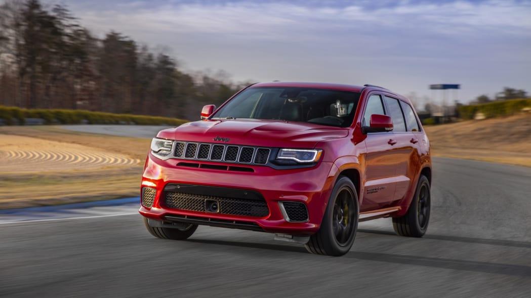 2020 Jeep® Grand Cherokee Trackhawk