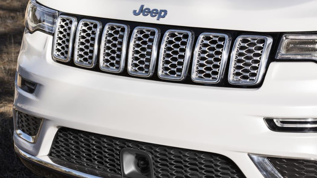 Jeep Grand Cherokee Summit