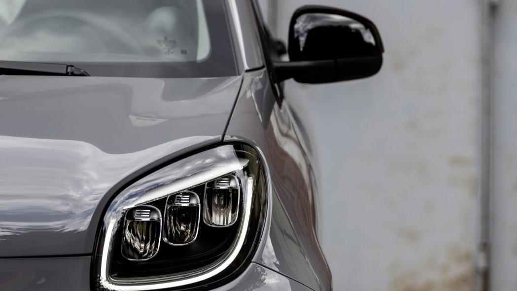 Die neue Generation: smart EQ fortwo coupéThe new generation: smart EQ fortwo coupé
