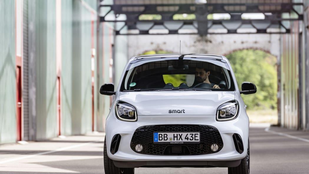 Die neue Generation: smart EQ forfourThe new generation: smart EQ forfour