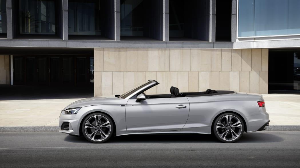 2020 Audi A5 Range