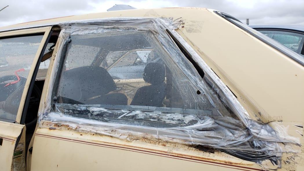 20 - 1979 Datsun 210 in Colorado junkyard - Photo by Murilee Martin