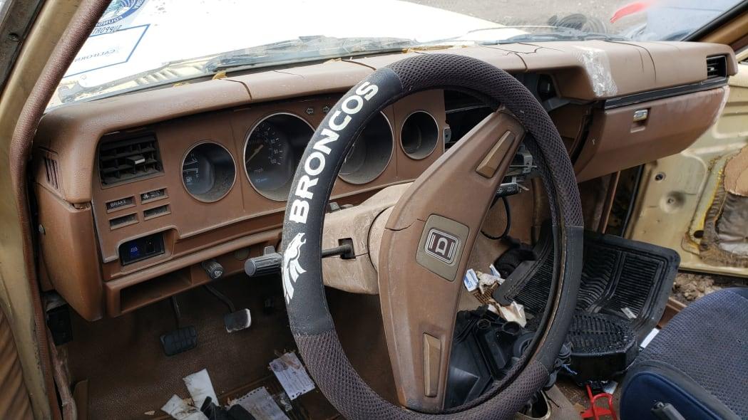 28 - 1979 Datsun 210 in Colorado junkyard - Photo by Murilee Martin