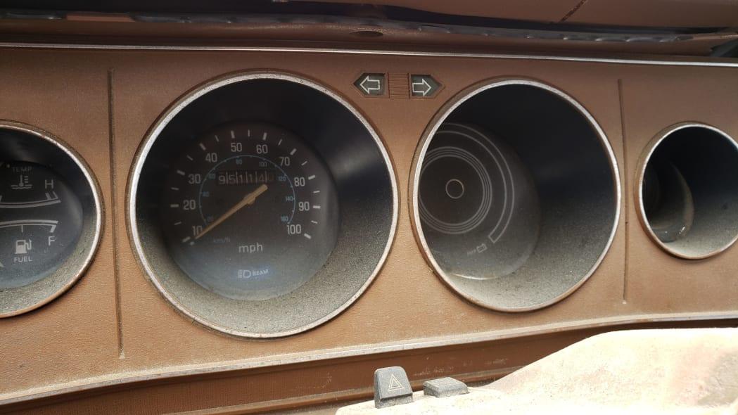 30 - 1979 Datsun 210 in Colorado junkyard - Photo by Murilee Martin