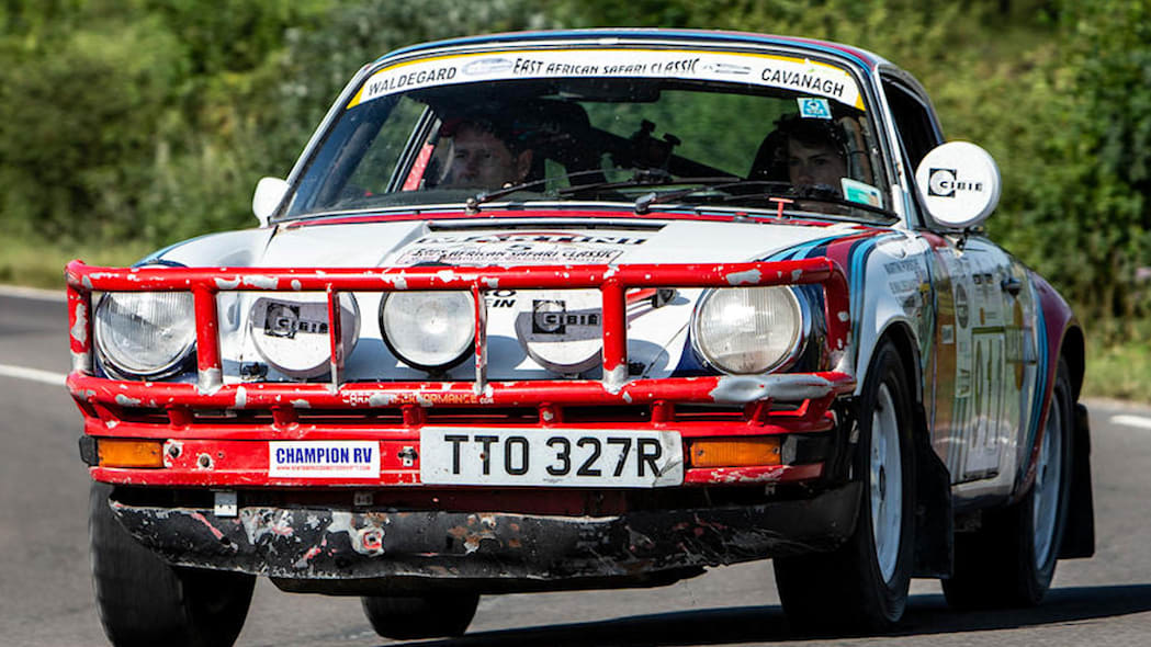 1976 Porsche 911 Rally