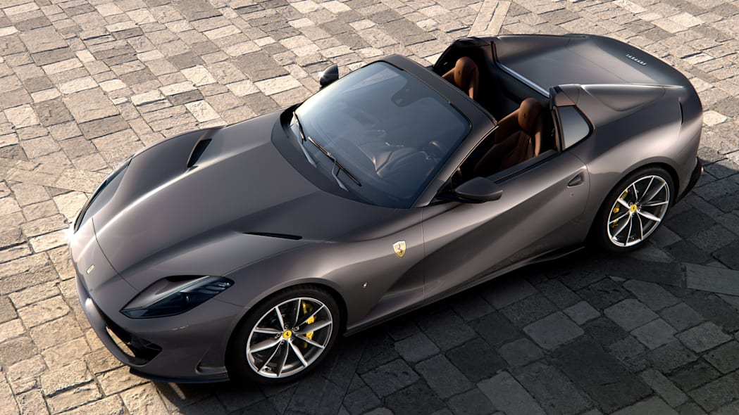 Ferrari 812 GTS is the droptop 812 Superfast we only dreamed of before