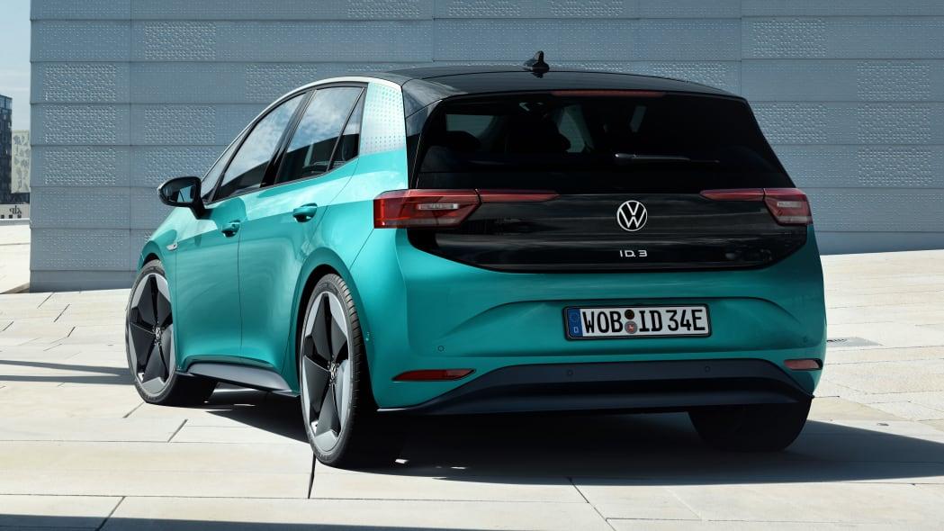 Volkswagen ID.3 electric hatchback