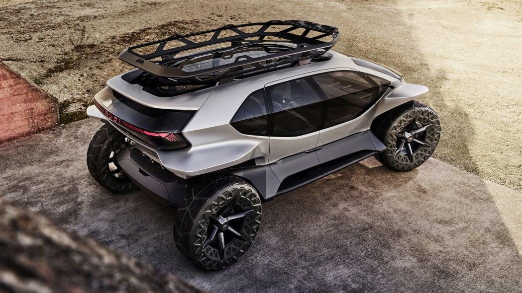 Audi AI:Trail Quattro exterior