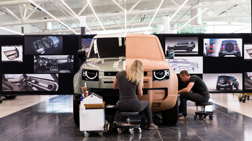 How Land Rover reinvented the Defender for the 21st century