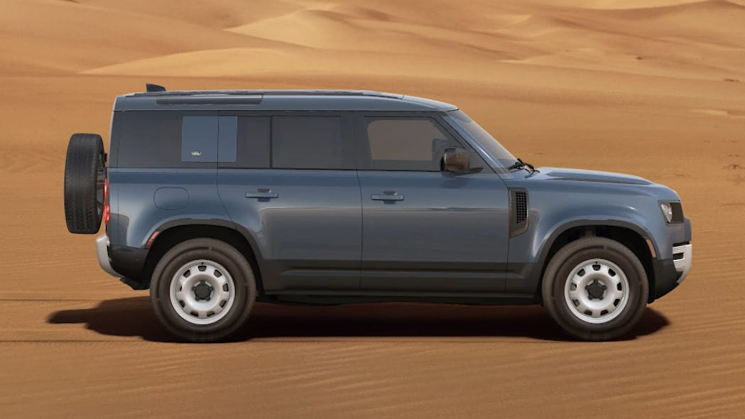 2020 Land Rover Defender 110 exterior