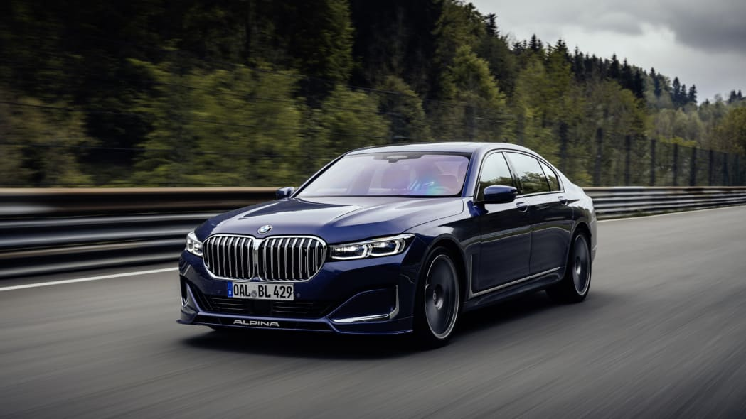 2020 Alpina B7 First Drive | The better 7 Series flagship