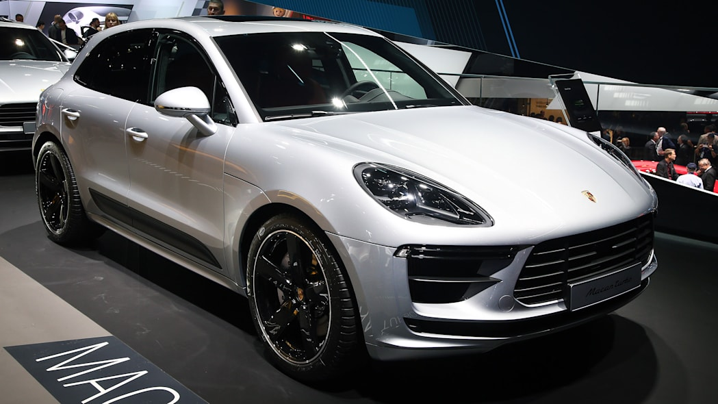 Porsche Macan EV coming in hi-po 'Turbo' versions first