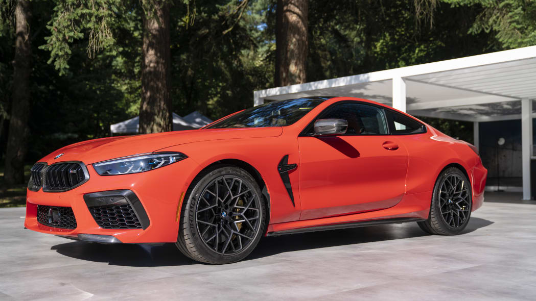 BMW M8 Competition Individual Manufaktur is only for Canada