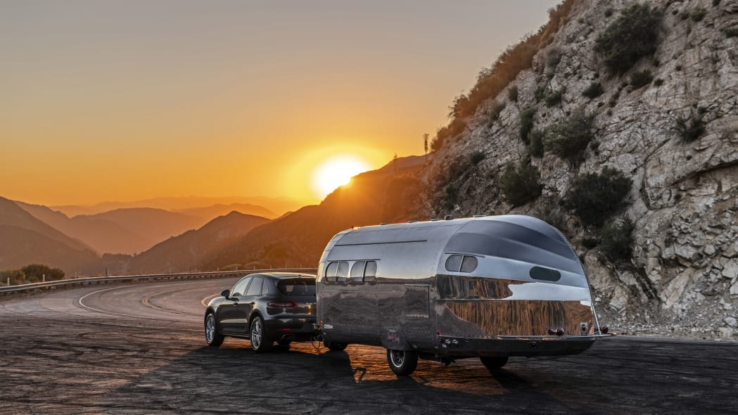 Bowlus Road Chief Endless Highways Wave takes notes from yacht design