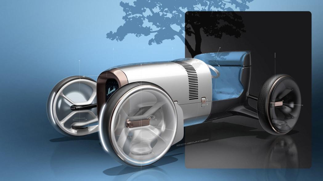 Vision Mercedes SimplexVision Mercedes Simplex
