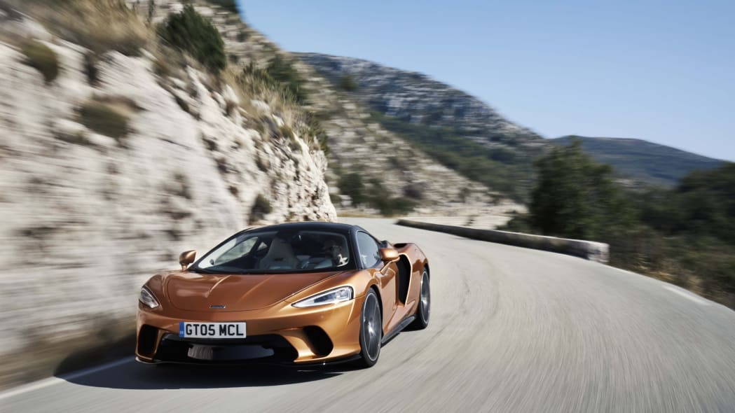 2020 McLaren GT First Drive Review | Grand touring the McLaren way