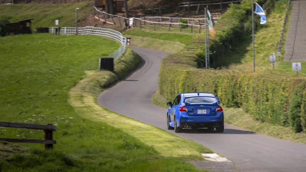 2019 Subaru WRX STI Shelsley Walsh