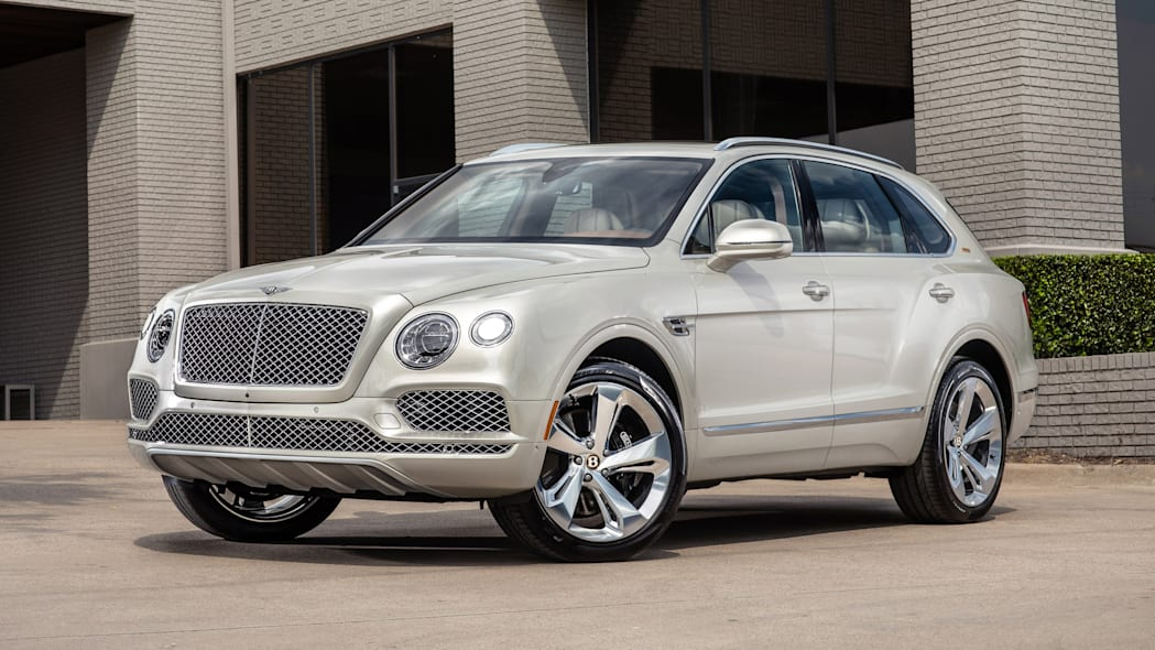 Bentley Bentayga Stetson Special Edition is Texas-style luxury