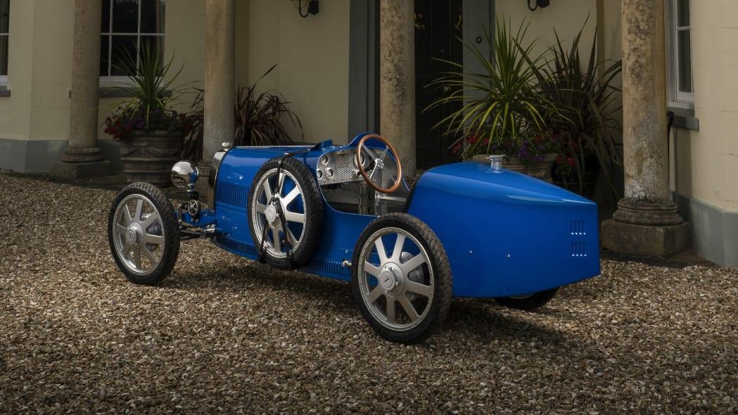 Baby Bugatti II Prototype