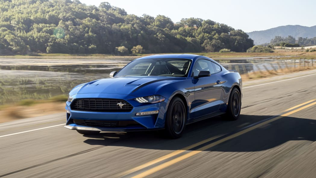 2020 Ford Mustang EcoBoost High Performance Package First Drive | Get hep to the HPP