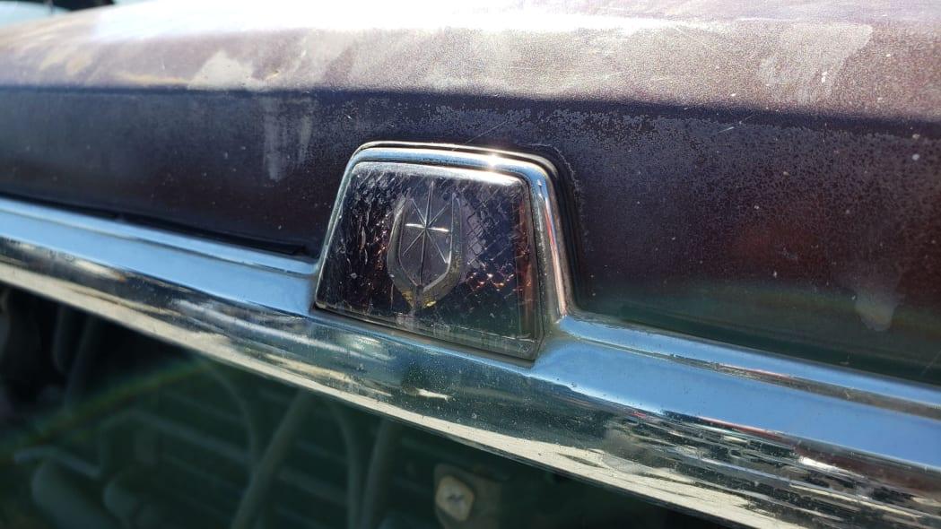 19 - 1982 Toyota Cressida in California wrecking yard - photo by Murilee Martin
