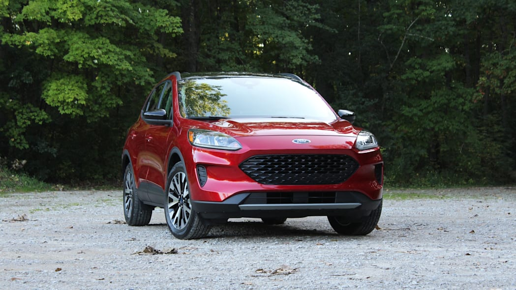 2020 Ford Escape Review & Buying Guide | New and more carlike