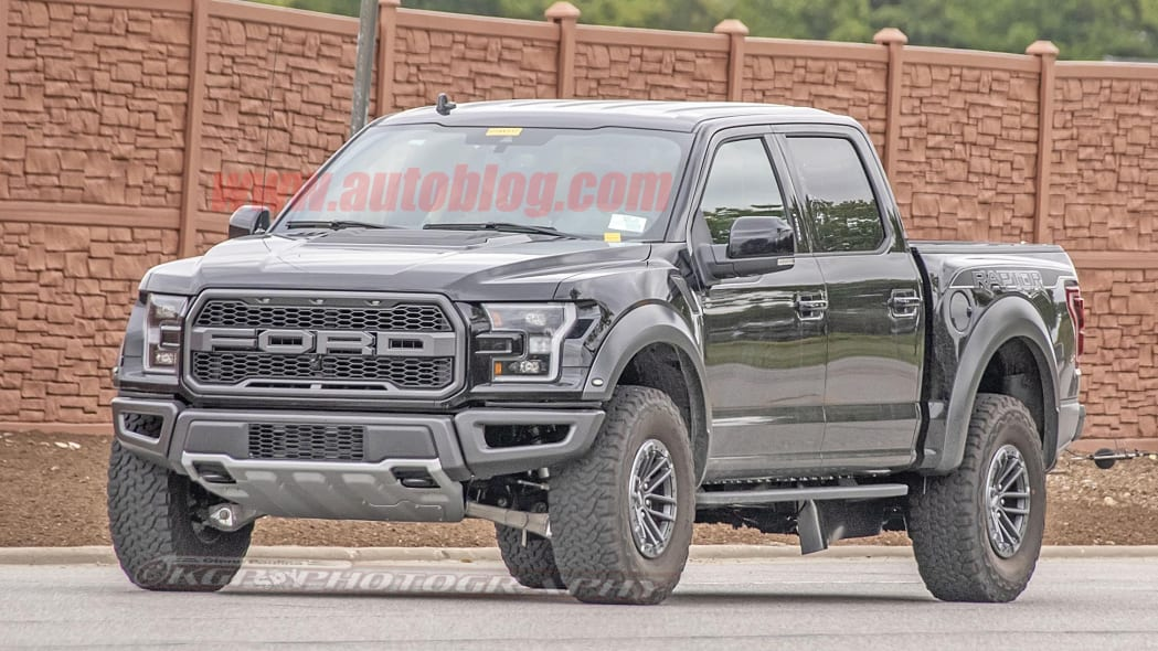 Next-gen Ford F-150 Raptor appears to be getting a coil-spring rear suspension