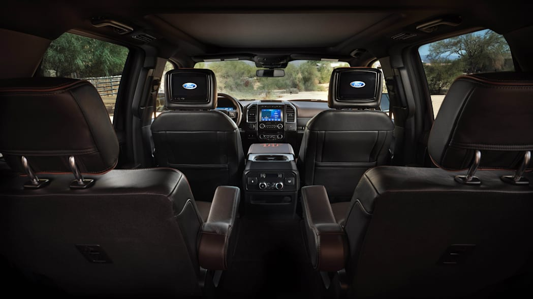 2020 Ford Expedition King Ranch in white
