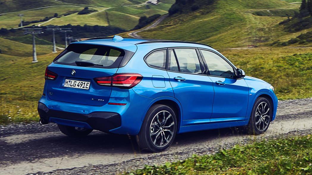 BMW X1 xDrive25e PHEV