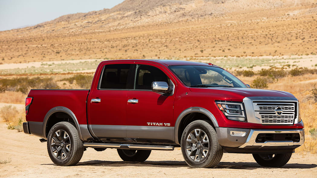 2020 Nissan TITAN Platinum Reserve-16