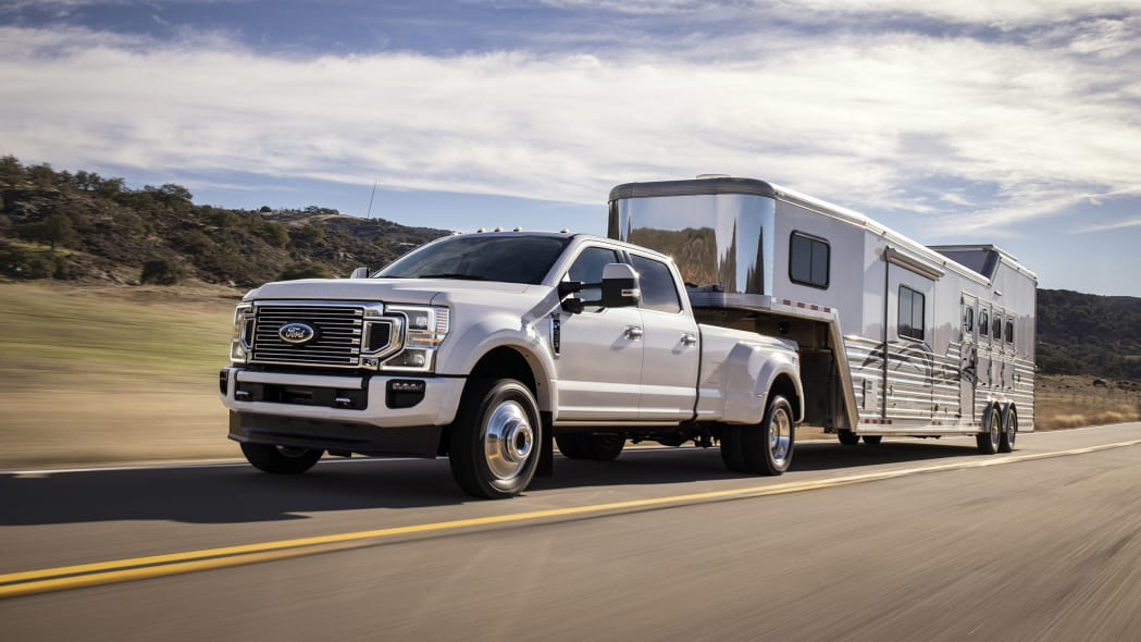 2020 Ford F-450 Limited