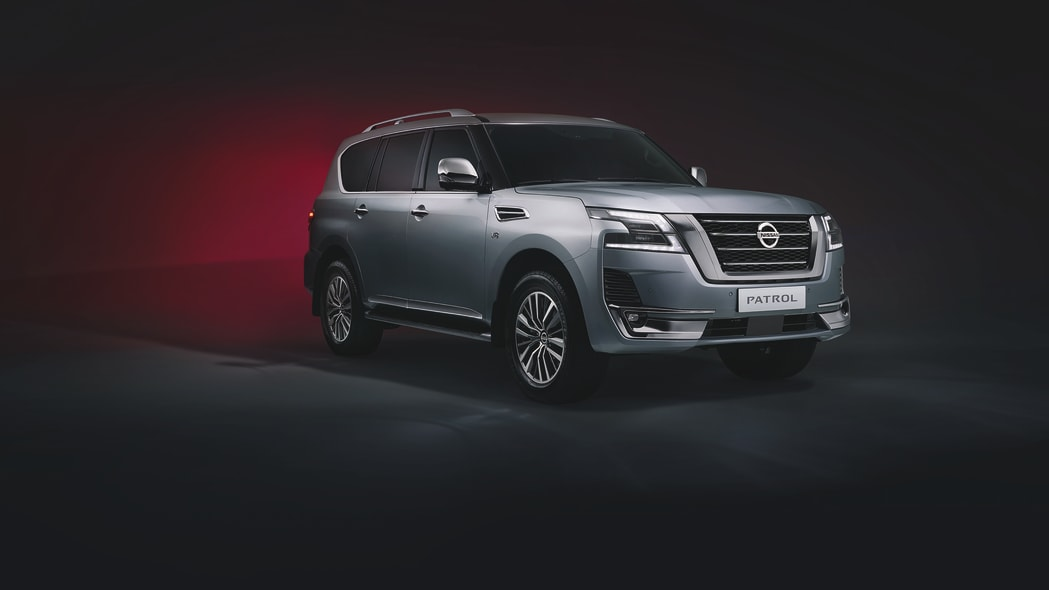 Refreshed 2020 Nissan Patrol SUV debuts for the Middle East