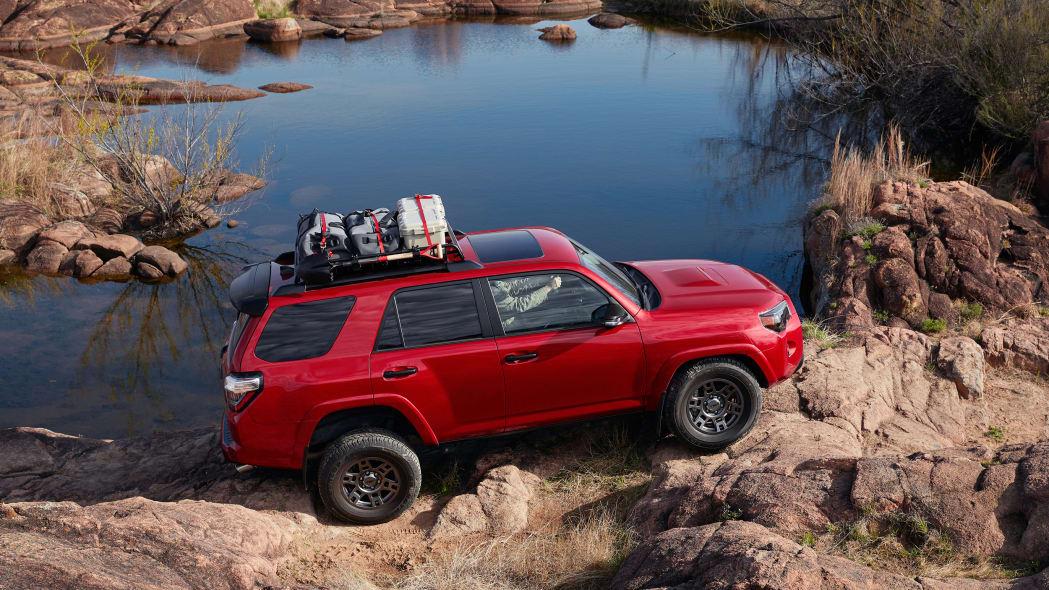 2020 Toyota 4Runner Venture Edition